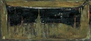 Ziemski Rajmund, PEJZAŻ, 1957