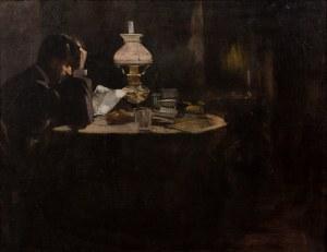 Wincenty Wodzinowski, Czytający list