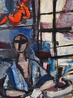 Zygmunt Menkes, Kobieta w oknie