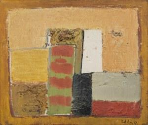 Aleksander Kobzdej, Kompozycja, 1957