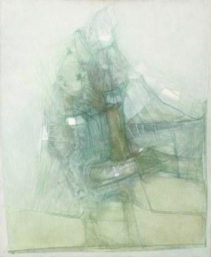 Jerzy Stajuda, Bez tytułu, 1989
