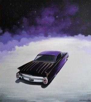 Marta Achtabowska, Galaxy Cadillac, 2019