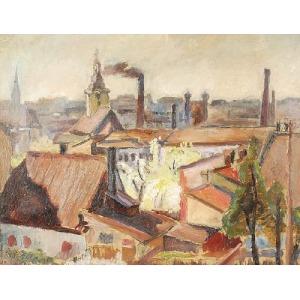 Artur KLAR (1895-1942), Bielsko, 1922