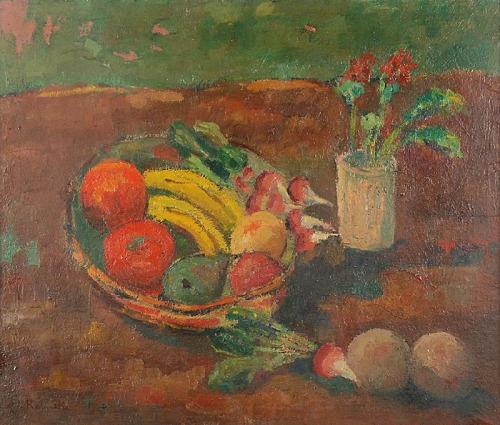 Artur KOLNIK (1890-1972), Martwa natura