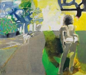 """Teresa PĄGOWSKA (1929-2007), Aleja - Lato; z cyklu: """"IV Pory Roku"""", 1989"""