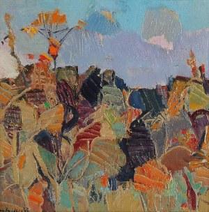 Jan ŚWIDERSKI (1913-2004), Świt, 1960