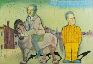 Karol WIECZOREK (ur. 1949), Sen kierownika, 1980
