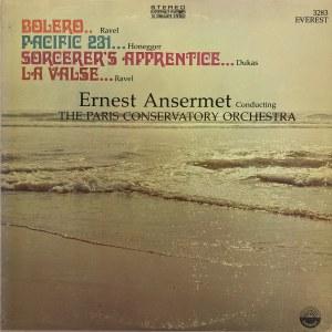 Maurice Ravel - Bolero i Walc, Arthur Honegger - Pacific 231, Paul Dukas - Uczeń czarnoksiężnika