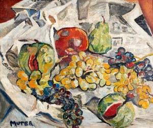 Muter Mela (1876 Warszawa – 1967 Paryż) Martwa natura z winogronami