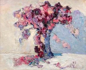 Włodzimierz Terlikowski (1873 Poraj k. Łodzi – 1951 Paryż) Kwiaty