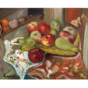 Isaac Antcher (1899 Perececina – 1992 Paryż) Martwa natura z owocami