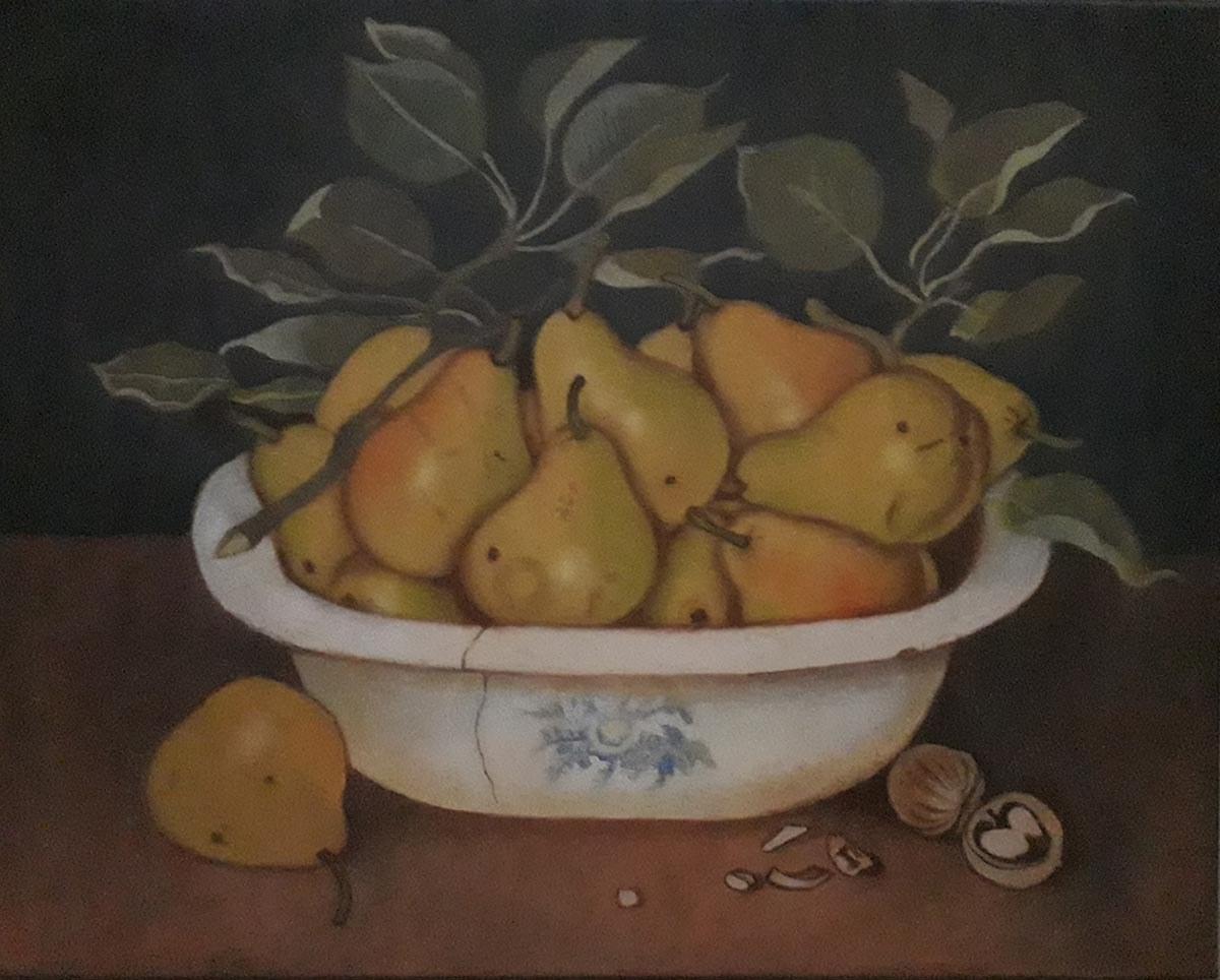 Maria Prokop, 1979, Owoce, 2019