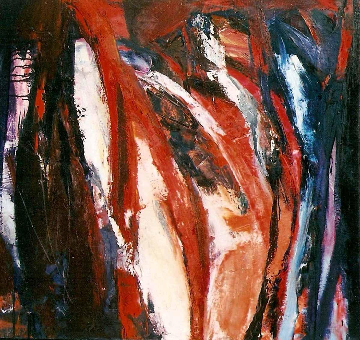 Małgorzata Adamczak, 1969, The path, 2003