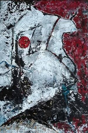 Ewa Najdenow, 1967, Tango w ciszy, 2018