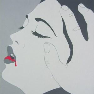 Viola Tycz, 1973, Love is losing game 4, 2019
