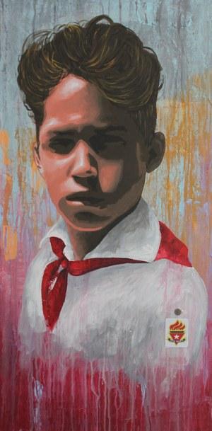 Orlando Lazaro Ortega Zulueta, 1986, Seremos, 2018