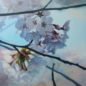 Julia Tsapurak, Kwiaty wiśni