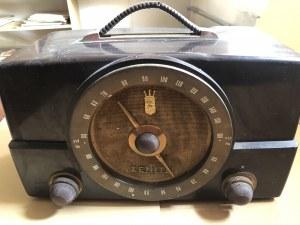 Radio kolekcjonerskie Zenith, 1951 r.