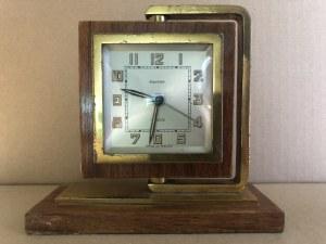 Zegar stojący Art déco marki Bayard 1 Rubis, Francja