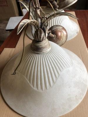 Lampy /żyrandole wiszące (2 szt.)