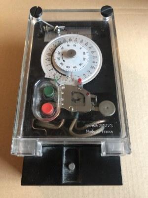 Zegar sterujący / Programator czasowy marki La vedette, Francja