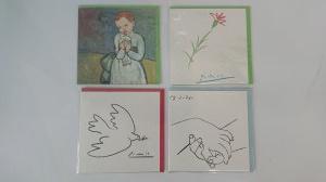 Zestaw pocztówek - Pablo Picasso