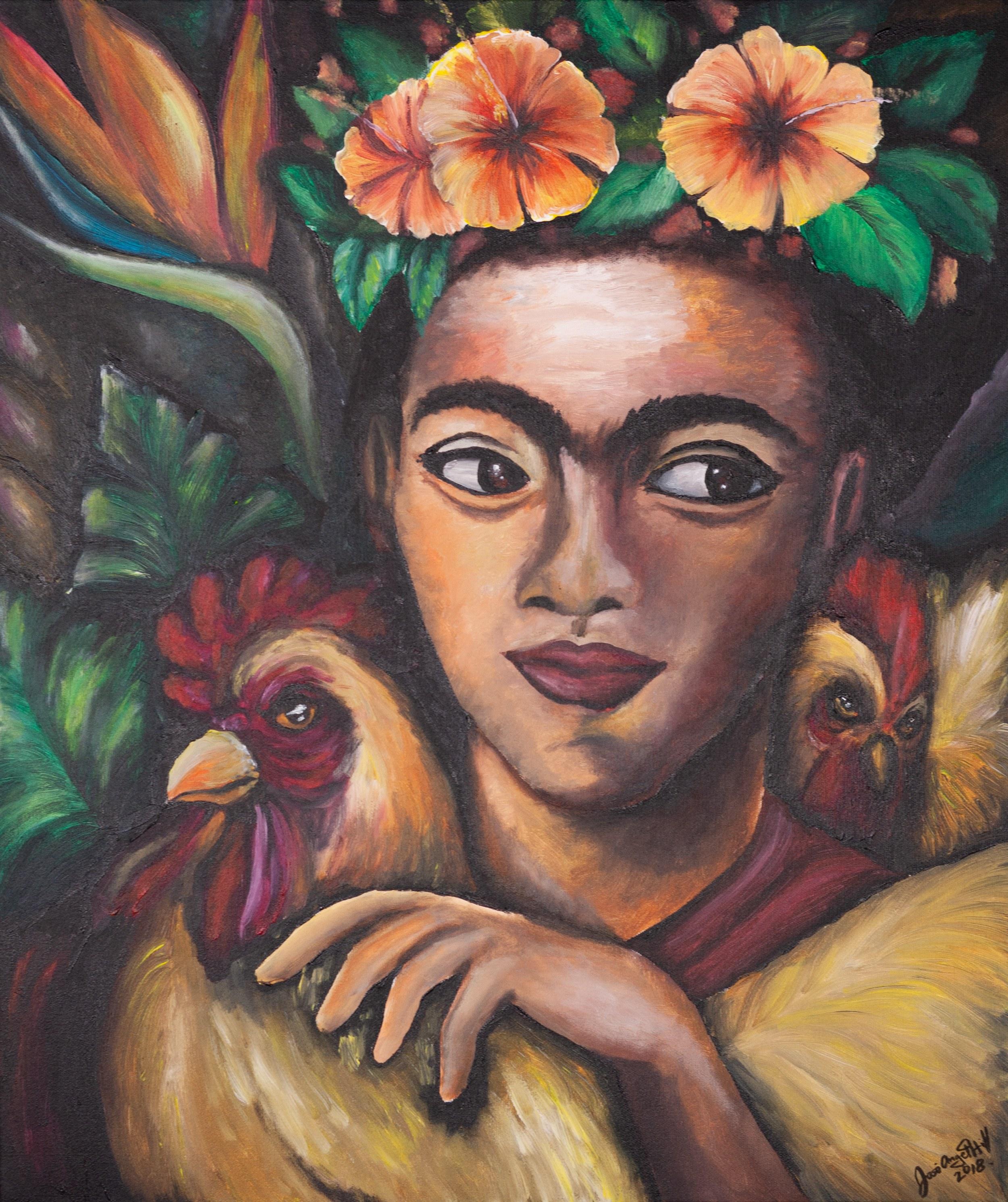 José Angel Hill, Frida