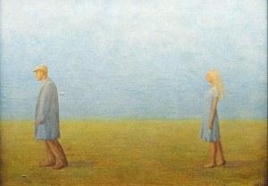 Mikołaj Kasprzyk, Spacer z aniołem, 1999 r.