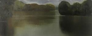 Stanisław Baj, Lato, rzeka Bug, 2017