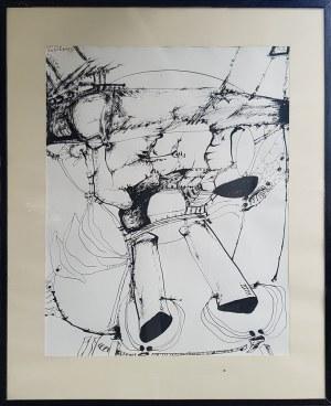 Tadeusz Brzozowski, Bez tytułu, 1975