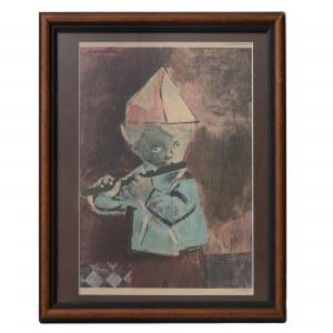 Rajmund Kanelba (1897 – 1960) Chłopiec z fletem
