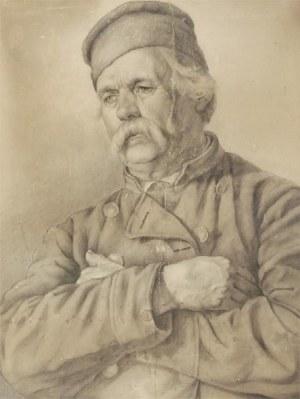 ARTYSTA NIEOKREŚLONY (XIX W.), Ziemianin