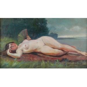 WAWRZYNIEC CHOREMBALSKI (1888-1965), Marzenie, 1928