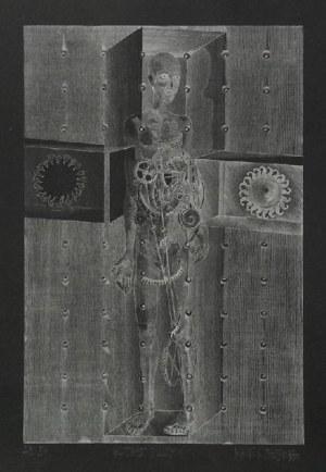 KACPER BOŻEK (UR. 1974), Kształt duszy II, 2013