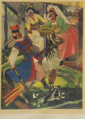 Zofia STRYJEŃSKA (1894-1976) - według, Dziewosłęby