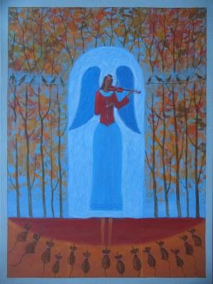 Mikołaj Malesza, Z cyklu Błękitny Anioł