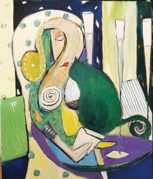Tomasz Kuran, Melancholia przyciąga zielone kolory