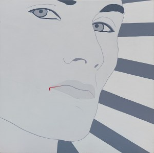 Viola Tycz, Brioni, z cyklu The victim of fashion, 2014