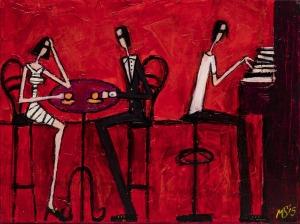 Małgorzata Stępniak (1975), Piano Bar (2015)