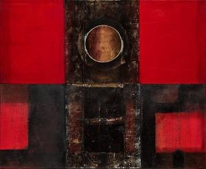 Magdalena Daniec (1974), Dyptyk 2 (2015)