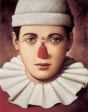 Rafał Olbiński (ur. 1943), Clown woman
