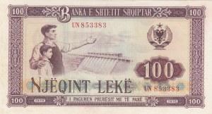 Albania, 100 Leke, 1976, UNC, p46a