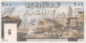 Algeria, 100 Dinars, 1964, AUNC, p125