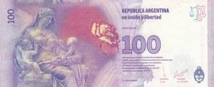 Argentina, 100 Pesos, 2012, UNC, p358