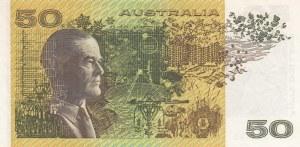 Australia, 50 Dollars, 1994, UNC, p47i