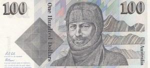Australia, 100 Dollars, 1992, UNC, p48d