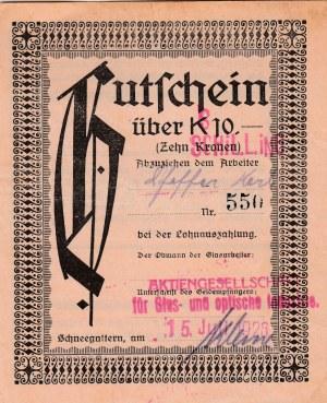 Austria, 10 Kronen, 1926, XF (+)