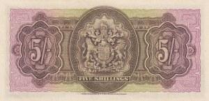 Bermuda, 5 Shillings, 1937, UNC, p8