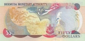Bermuda, 50 Dollars, 2000, UNC, p54a