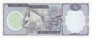 Cayman Islands, 1 Dollar, 1985, UNC, p5e